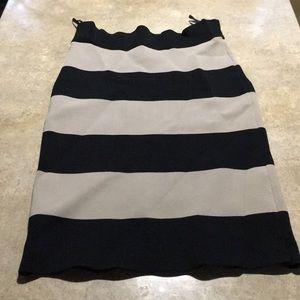 BCBGMax Azria Mid Length skirt